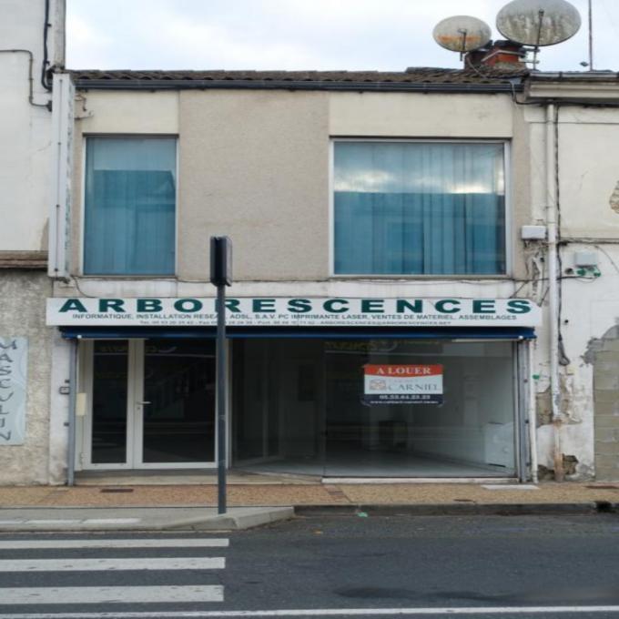 Offres de location Immeuble Marmande (47200)