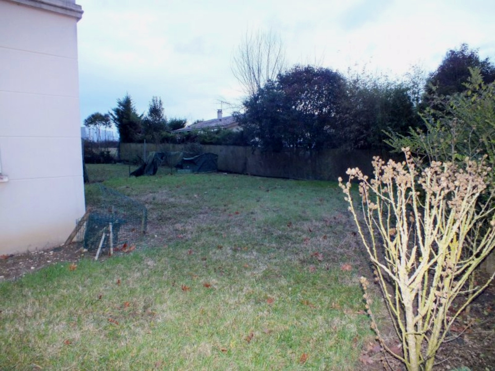 Jardin appartement Marmande
