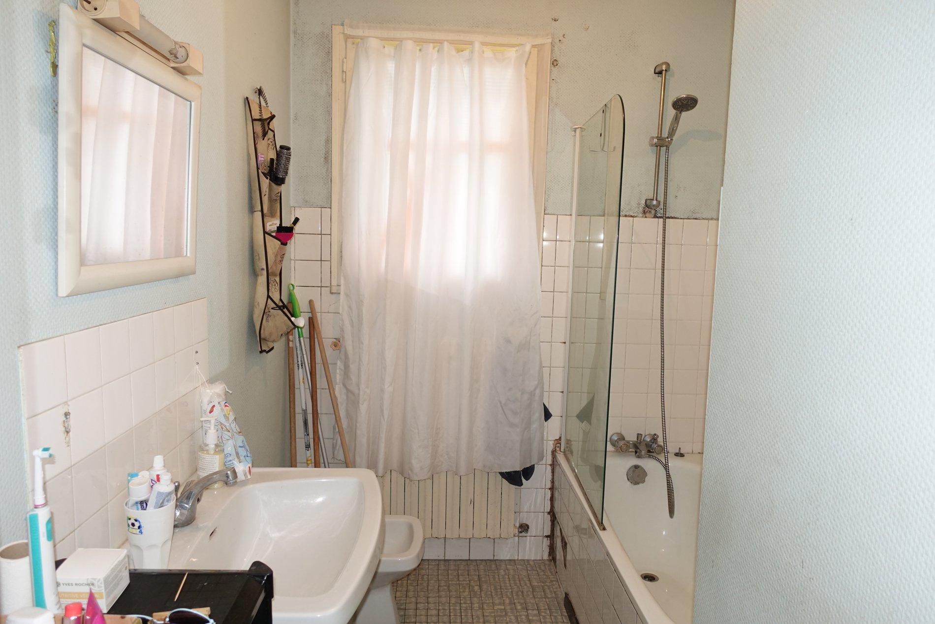 Salle de bains Maison Marmande villa