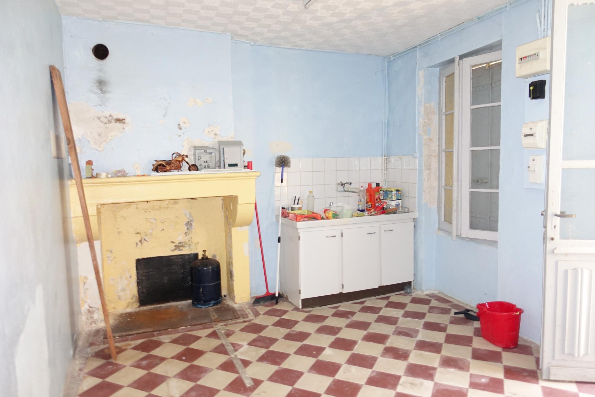 Maison de village Couthures sur Garonne